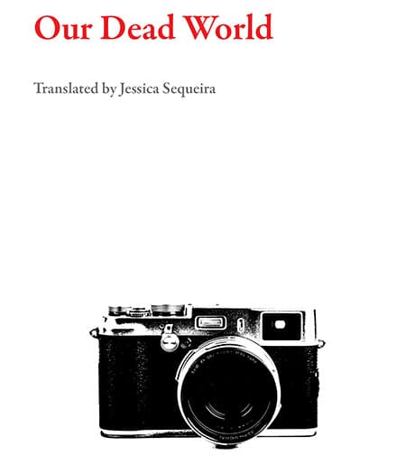 "Book cover for ""Our Dead World"" by Liliana Colanzi"