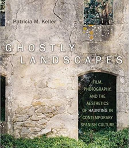 Cover of Ghostly Landscapes, by Patricia Keller