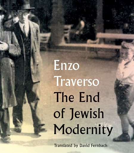 Cover image of three generations of Jewish men and child circa 1940s